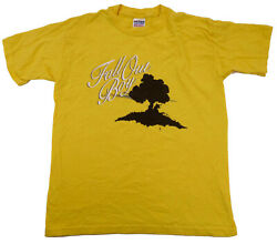Fallout Boy Vintage T Shirt Yellow From Under The Cork Tree Ferdinand Bull
