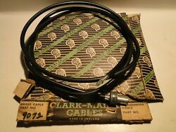 1955-1967 Volkswagen Vw Transporter Bus 81 And 1/4 Inch Speedometer Cable Nos