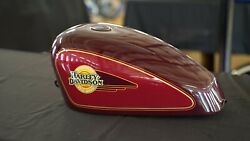 Oem New Harley Davidson Sportster Fuel Tank Gas Tank Two Tone And Perfect