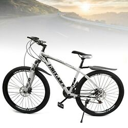 27.5 Inches Wheels 21 Speed Unisex Adult Mountain Bike Bicycle Mtb