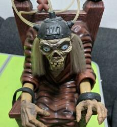 The Crypt Keeper Tales From The Crypt Vitage Battery Figure Rare
