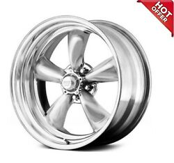 20inch Staggered American Racing Wheels Vn515 Classic Torq Thrust2 Polished 4pcs