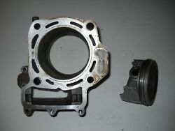 05-11 Kawasaki Brute Force 750 08-11 Teryx Oem Front Engine Cylinder And Piston