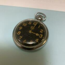 Ww2 Former Japanese Army Flight Watch Not Working 1940s Free Shipping M45213