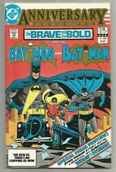 Brave And The Bold 200 1st App. Katana Batman And The Outsiders Vf+ 1983 Dc