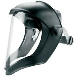 Honeywell Bionic Face Shield Face Uncoated Polycarbon Visor Full Eye Face Cover