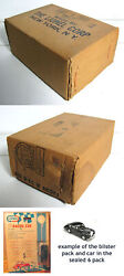 Lionel Pw-b5517 Mint Sealed Lionel Box Of Six 1960and039s Ho Scale Rolls Royce