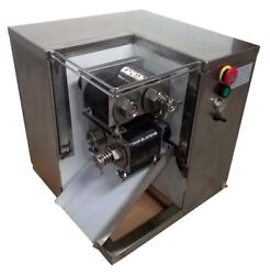 Techtongda 160518 110v Shredded Meat Cutting Machine With 3mm Blade And Double M