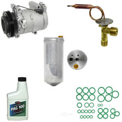 A/c Compressor And Component Kit-compressor Replacement Kit Uac Fits 2000 Altima