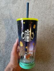 Starbucks Tumbler 2020 Loy Krathong 18oz Led Cup Limited Thailand Release Nwt