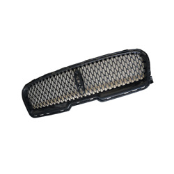 For Lincoln Continental 2017-21 Carbon Fiber Front Grille Grill Ring Cover Trim