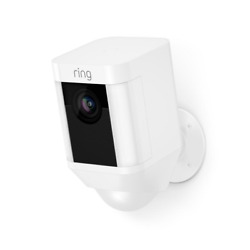 Surveillance Camera Outdoor Wireless Security Siren And Motion Detection 2way Talk