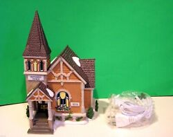 Dept 56 The Providence Church New England Village Series New In Box 805526