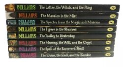 John Bellairs Mystery Book Lot Childrens Mystery Horror Dixon Strickland
