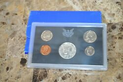 1970-s Small Date United States Us Proof Set 1970 S 5 Coins