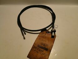 1955-1975 Volkswagen Vw Beetle Type 3 Ghia 48 And 1/2 Inch Pin Speedometer Cable
