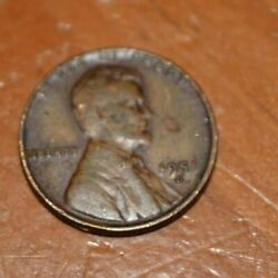Vintage Rare 1951 D Wheat Penny 80 Off Asking Price Of 12000 Yours For 2400