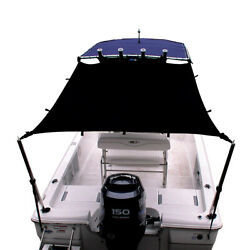 Taylor Made T-top Boat Shade Kit- 5' X 5' Resilience Stretched Size 7'x7' -12016