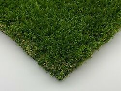 Artificial Grass 50mm Chamonix Astro Lawn Fake Turf Free Next Day Delivery