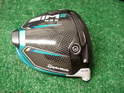 Mint Tour Issue Taylor Made Sim 2 Max 10.5 Degree Driver Head And Screw +