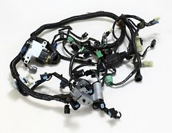 32100-zy6-040 Honda 2007 And Later Main Wire Harness 150 Hp 4-stroke Inline 4