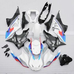 P Bodywork Fairing Injection Mold Abs Painted For Bmw S1000rr 2009-2013 Bc