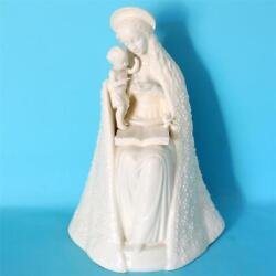 Early Large Hummel Goebel Madonna Child Figurine Germany Incarved Crown Marked