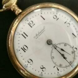 Admiral Non Magnetic Pocket Watch For Men Shipped From Japan