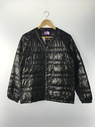 The Purple Label Photon Down Cardigan Nylon Blk Nd2360n Menand039s 3g366