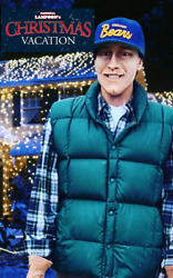 Clark Griswold [christmas Vacation Version] 11 Scale Lifesize Statue