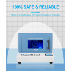 Forward Blue Iphone Back Glass Seperator Laser Machine, With Fume Extract