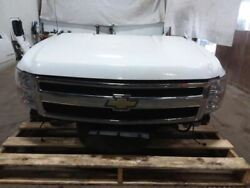 Front Clip Chrome Bumper With Fog Lamps Fits 09 Silverado 1500 Pickup 768640