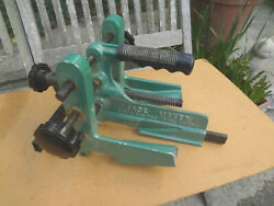 ꙮ Vintage Tool Face Maker Wood Work Pocket Hole Jig Clamp Drill Guide Frames Usa