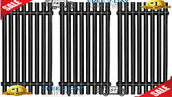 Cast Iron Grill Grates Replacement For Charbroil Bbq Grill - 3 Pack