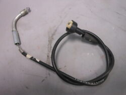 Nos Yamaha Oem 510mm Throttle Cable Wire 1 1977 Lb80 Champ 1m3-26311-00