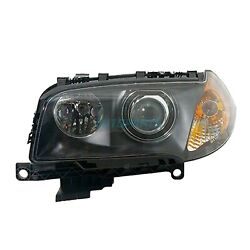 New Left Hid Head Light Lens And Housing Fits 2004-2006 Bmw X3 Bm2502145