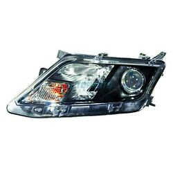 New Left Head Light Assembly Fits 2010-2012 Ford Fusion Fo2502273c Capa