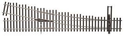 Walthers Ho Scale Code 83 Track Nickel Silver Dcc Friendly 5 Right Hand Turnout