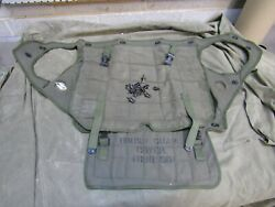 Grill Cover Nos With Mounting Tabs Fits Jeep M151 M151a1 M151a2 Mutt Gc
