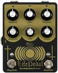 Earthquaker Devices Life Pedal V2 Guitar Effects Upper Octave Distortion New