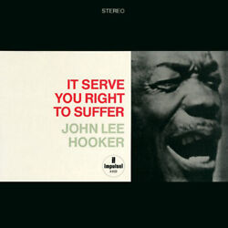 John Lee Hooker It Serve You Right To Suffer 2lp 180g 45rpm Aipj 9103 Pre Order