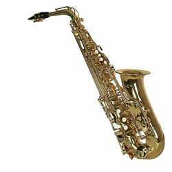 Alto Saxophone With Case World Class Finishwith Mouthpiecereed And Case