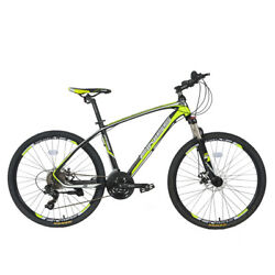 Aluminium Mountain Bike Front Suspension 24 Speed Bikes 26 Bicycle Load 330lbs