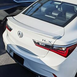 Painted - Spoiler Deck Wing Factory Style For Acura Ilx 2019-2022