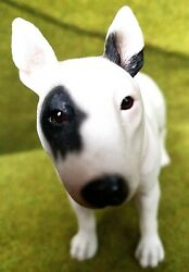 English Bull Terrier Statue by Leonardo 8 Inches Brand new boxed.