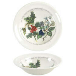 Portmeirion The Holly And The Ivy Oatmeal Bowl 1967868