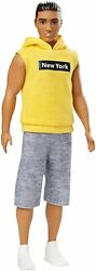 Barbie Ken Fashionista Doll Color And Design May Vary Free Shipping