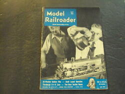 Model Railroader Apr 1951 Two Deck Section House Id65810