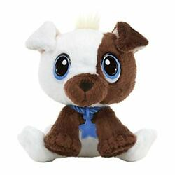 Rescue Tales Babies Boxer Mix Soft Cuddly Plush Pet Toy with Collar Tag