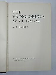 British Crimean War The Vainglorious War 1854 To 1856 Reference Book